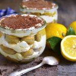 cytrynowy deser